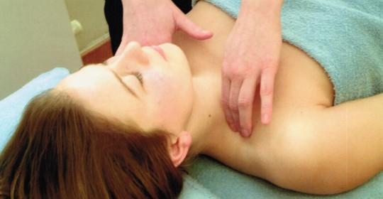 Lymfdrainage